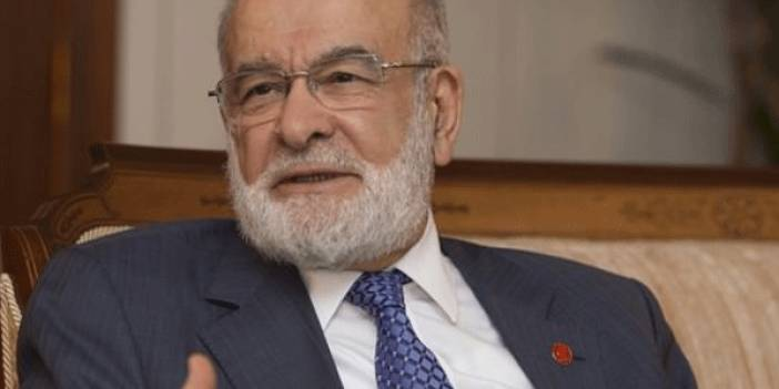 Temel Karamollaoğlu Adaylık İçin  İsim Vedi