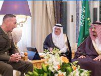 ABD Genel Kurmay Başkanı Suud'ta  Kral Nişanı Aldı