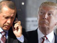 Erdoğan ve Trump'tan 10 Gün İçinde 2. Telefon Görüşmesi