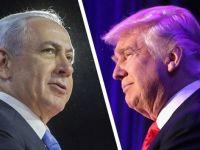 Trump ilk Görüşmesini Netanyahu ile Yaptı