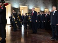Erdoğan: Mustafa Kemal Atatürk'ü Rahmetle Anıyoruz