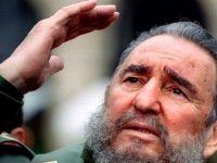 Fidel Castro'nun  Külleri Gömüldü