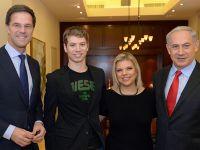 "İsrail Halkı Ayaklandı: ""Netanyahu İstifa"""