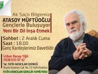 Atasoy Müftüoğlu Gençlerle Buluşuyor