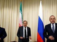 Moskova'da Kritik 'Suriye' Toplantısı