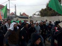 Gazze Şehidlerine Veda Etti