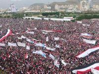 Yemen'de 'Katil ' Suud'a Karşı Milyonlar Sokakta
