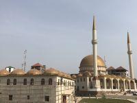 Gine'de Sultan II. Abdülhamid Han Camii Açıldı