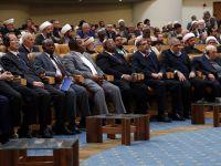 Hmas'tan Tahran'daki Konferansa Üst Düzey Katılım