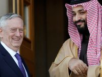 ABD Suudi Arabistan'dan Memnun
