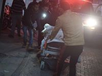Siyonistler  Gazze'yi Vurdu:  1 Şehid