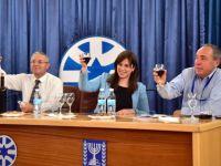 Siyonistler Çok Mutlu Kadeh Kaldıdılar