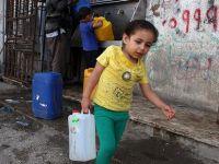 Gazze'de İçme  Suyu  Sıkıntısı
