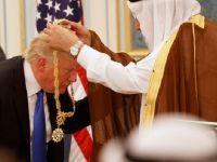 Suudi Arabistan'dan Efendisine Devlet Nişanı