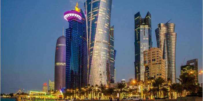 Katar'a Abluka Uygulayan Ülkeler Riyad'da Toplandı