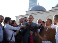 Erdoğan Camide Rahatsızlık Geçirdi