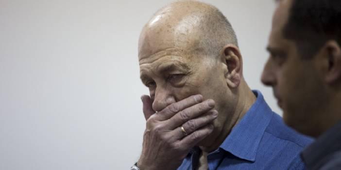 Olmert: Netanyahu Yılarca Hapis Yatar
