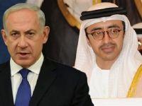 BAE İsrail'le Gizlice Görüştü