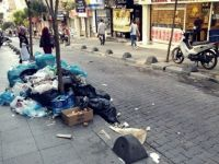 CHP'nin Yönetiği Şişli'de Sokaklar Çöpten Geçilmiyor