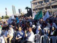 Ürdün'de Mescid-i Aksa Zaferi Kutlandı