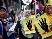 New York'ta Rabia Katliamı Şehidleri Anıldı