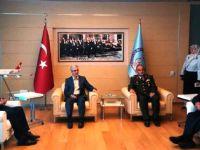 İran Genelkurmay Başkanı Bakıri Türkiye'de