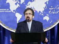 İran Dışişleri  Sözcüsü Türkiyeli Gazetecilere Konuştu (VİDEO)