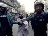 Cemaati İslami Üyesi 43 Genç Dövülerek Gözaltına Alındı!( Video)