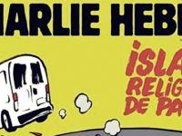 Charlie Hebdo Yine İslam'a Saldırdı