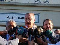Erdoğan: Kanal İstanbul, İmamoğlu'nun Konusu Değil