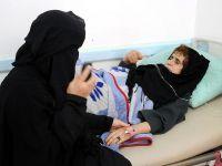 Yemen'de Kolera Krizi Büyüyor