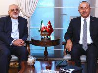 Çavuşoğlu, İranlı Mevkidaşı ile Görüştü!
