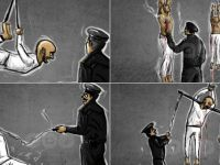 Katil Siyonistlerin İşkence Yöntemleri