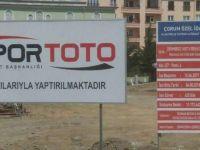 Büyük Skandal Spor Toto, İmam Hatip Okulu Yaptırıyor
