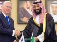 Suudi Arabistan, İngiltere ile Askeri İş Birliği Anlaşması İmzaladı