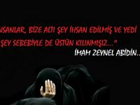 İmam Zeynel Abidin'in Yezid'e Hitabı(VİDEO)