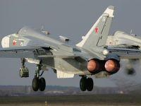 Rus Savaş Uçağı Suriye'de Düştü