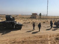 Peşmerge Çatışmadan Kaçtı Muhabir Ağladı (VİDEO)