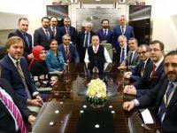 Erdoğan:  Melih Gökçek'e Talep İletildi