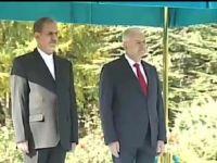İran Cumhurbaşkanı Birinci Yardımcısı Cihangiri Ankara'da