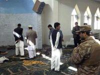 Afganistan'da Camiye Saldırı 69 Ölü