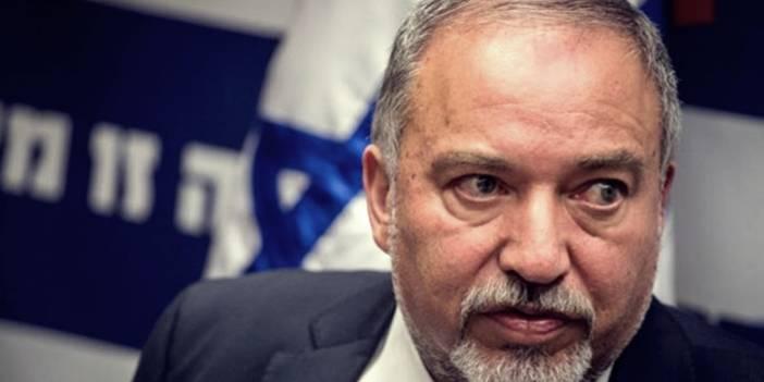 Liberman'dan  Filistinli Vekillere Tehdit