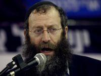 Siyonist Haham: Filistinli Yaralıları Tedavi Etmeyelim Öldürelim