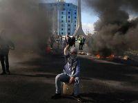 Siyonistler Gazze'deki Gösterilere Sert Müdahale: 16 Yaralı