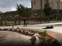 Siyonist İsrail Askerleri Canlı Yayında Göstericileri Vurdu! +16