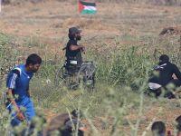 Kudüs intifadası: 4 Şehit 560 Yaralı