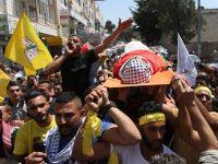 İsrail Filistinli Şehitlerin Cenazelerine Kısıtlama Getirdi