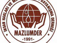 MAZLUMDER'den '28 Şubat Bildirisi