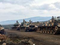 TSK: Afrin Şehir Merkezi Kontrol Altına Alındı