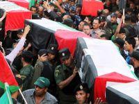 Siyonistler Şehid Cenazelerinden Bile Korkuyor
